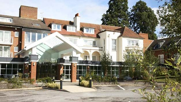 One Night Break and Afternoon Tea for Two at Regency Park Hotel