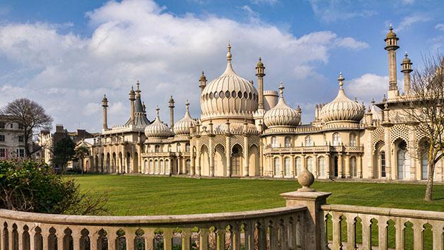 Five Night Luxury Brighton Escape