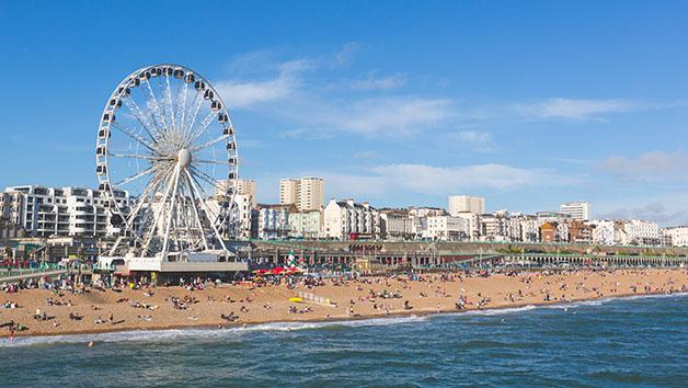 Overnight Stay in Brighton