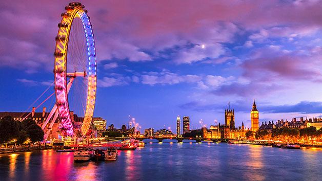 Two Night Weekend Break to London