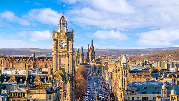 Two Night Break to Edinburgh