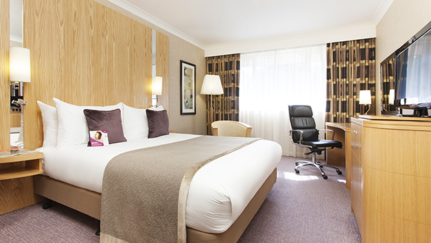 One Night Escape for Two at Crowne Plaza Reading
