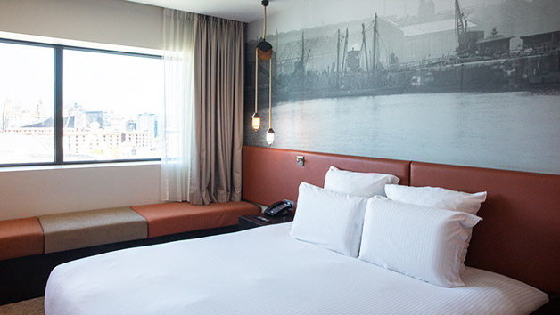 Two Night Getaway for Two in a Superior King Room at Pullman Liverpool Hotel – Weekends