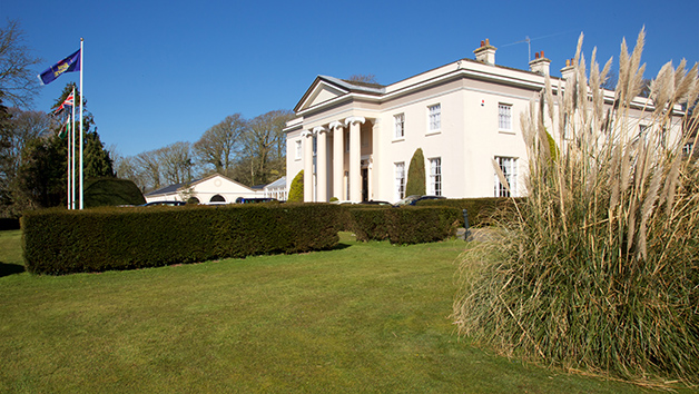 Hotel Escape with Dinner for Two at Lamphey Court Hotel and Spa