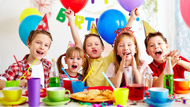 Children's Party Planner Online Diploma for One