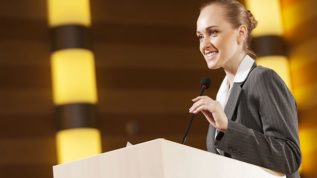 Public Speaking Online Course for One Person