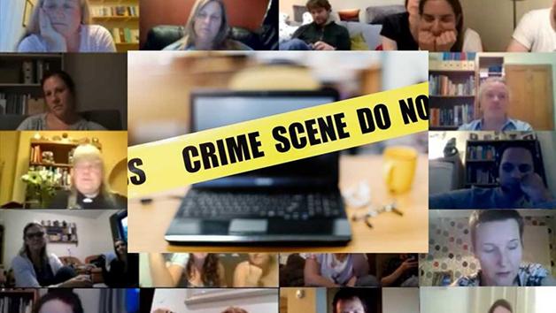 Online Murder Mystery Experience
