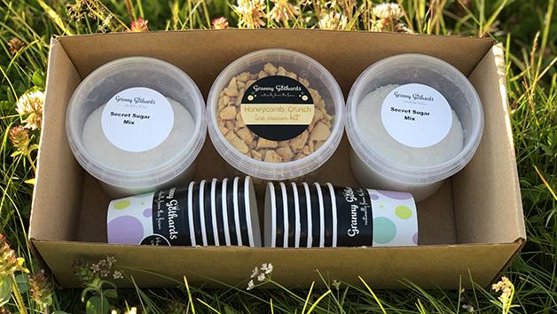 Luxury DIY Ice Cream Making Kit