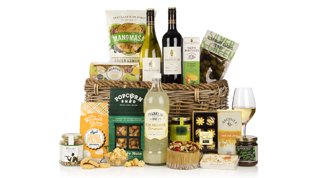 The Extravagance Food and Drink Hamper