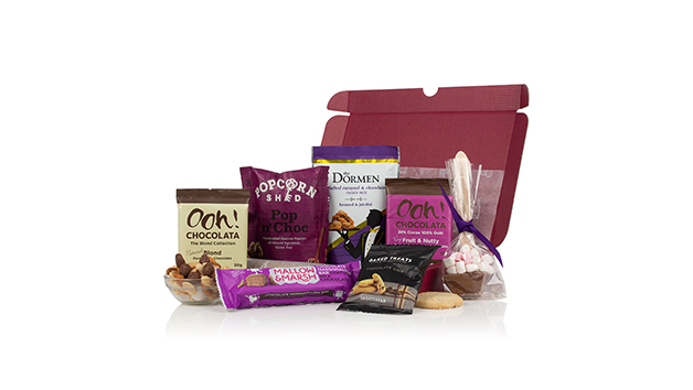 A Letterbox Gift for Chocoholics