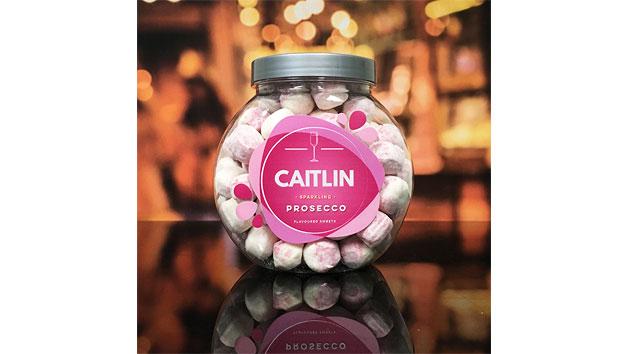 Prosecco Bonbon Sweet Jar