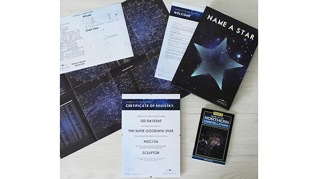 Name a Star Deluxe Edition