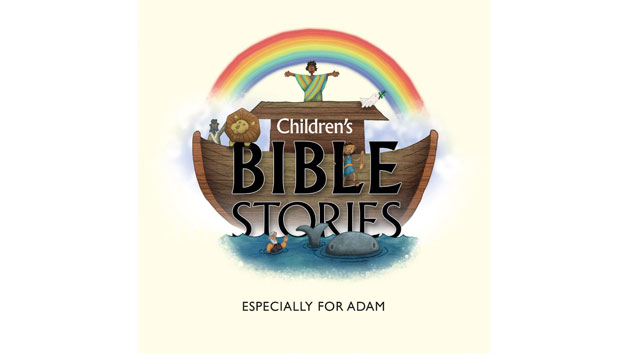 Children's Bible Stories Personalised Book