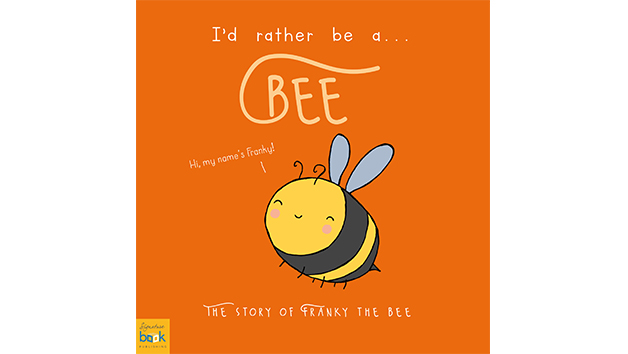 I'd Rather Be a Bee Storybook with Personalisation