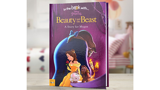 Beauty and the Beast Disney Personalised Storybook