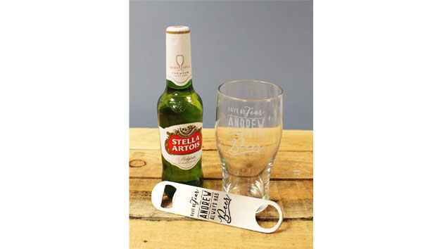 Have No Fear Stella Beer Gift Set