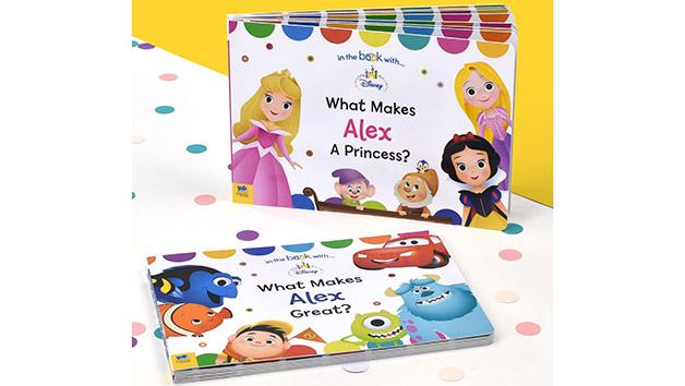 Personalised Disney Dual Box Set Board Books in Gift Box