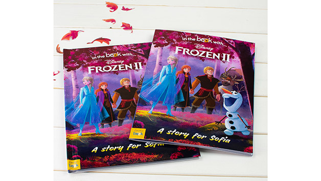 Personalised Disney Frozen 2 Story Book