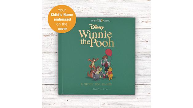 Winnie-the-Pooh Personalised Storybook