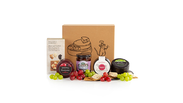 The Cheese Box Gift Selection