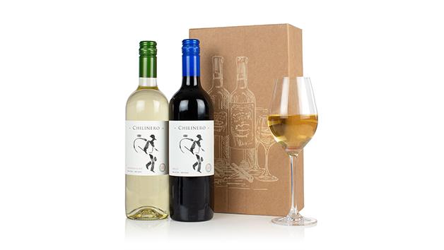 Duo of New World Wine Gift Box