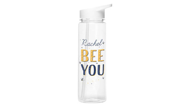 Bee You Water Drinking Bottle