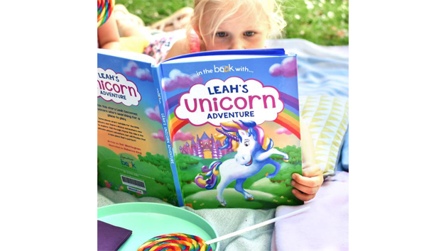Personalised 'Unicorn Adventure' Storybook for Children