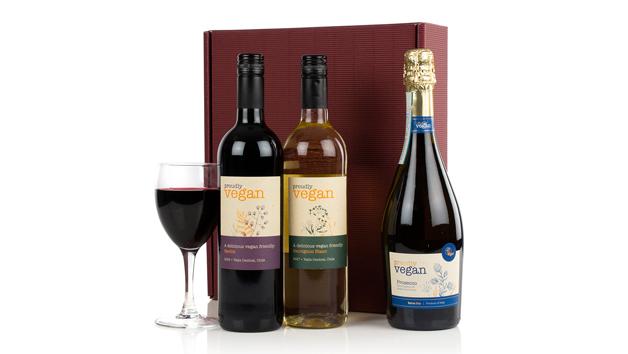 A Trio of Vegan Wine Gift