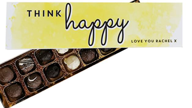 Think Happy Handmade Truffles