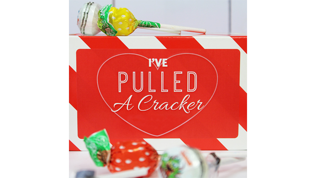 Pulled a Cracker Personalised Sweet Box