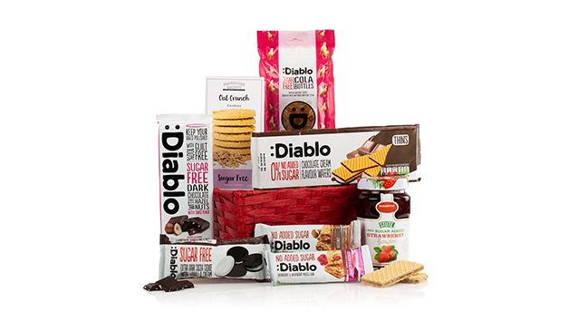 Lovingly Low Sugar Gift Hamper