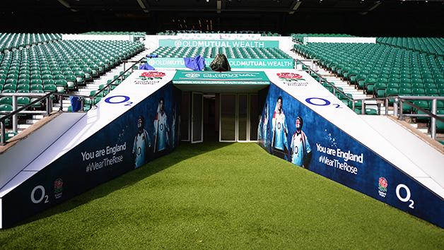 Twickenham Stadium Tour for Two