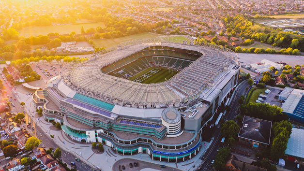 Tour of Twickenham for Two and Entry to The World Rugby Museum