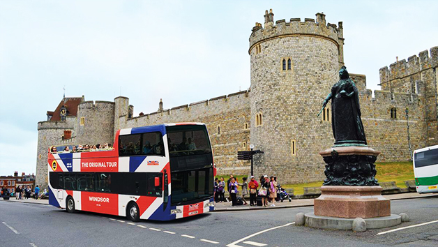 Windsor Bus Tour for Two