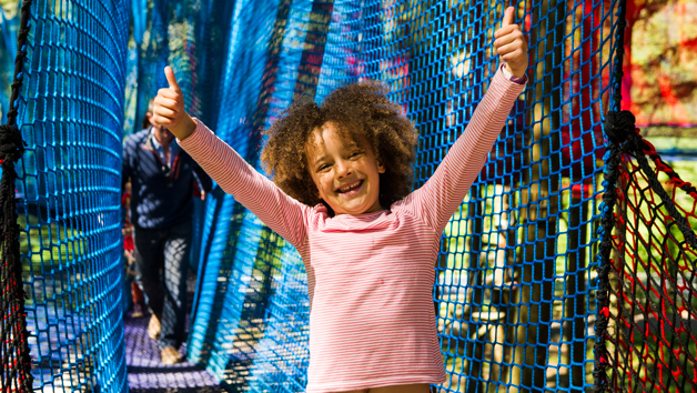 Treetop Nets Experience for One Child