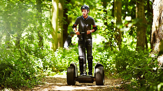 60 Minute Week Round Segway Rally for Two