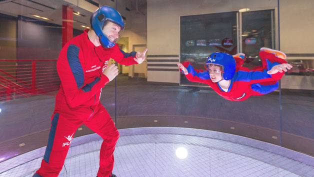 Introduction to Indoor Skydiving - Week Round