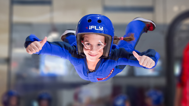 Family Indoor Skydiving - Weekround