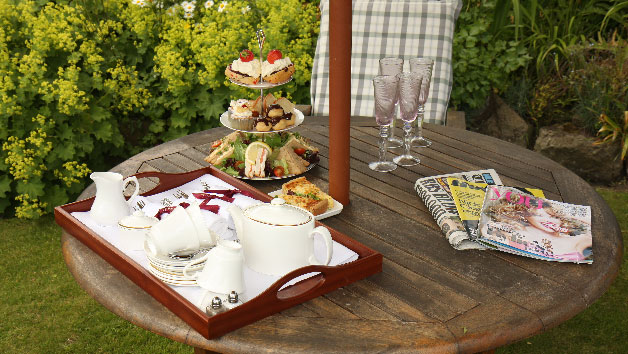 Afternoon Tea with Bottomless Prosecco for Two at Ashmount Country House