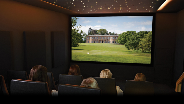 Two-Course Dinner and Cinema Screening for Two at Rudding Park, Yorkshire