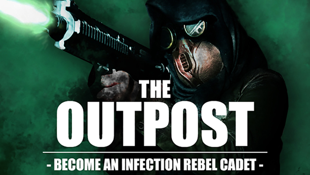 The Outpost Zombie Infection Experience for One