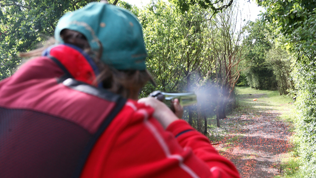 Sporting Targets Extended Clay Shooting for Two