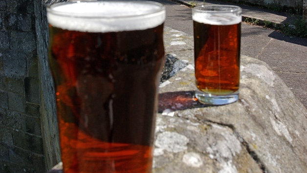 Sussex Beer Trail Country Walk for One