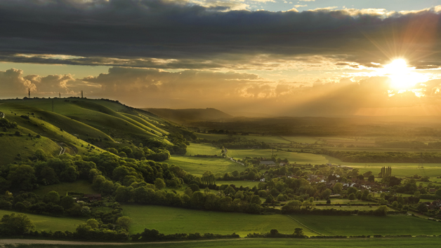 Half Day South Downs Walking Adventure for One