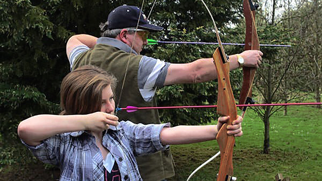 Archery, Air Rifle and Clay Pigeon Shooting Experience for Four