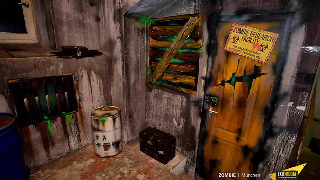Exit the Room Virtual Escape Room for up to Six People