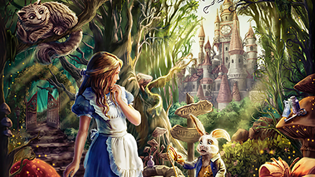 Alice in Wonderland VR Escape Experience for Two at MeetspaceVR
