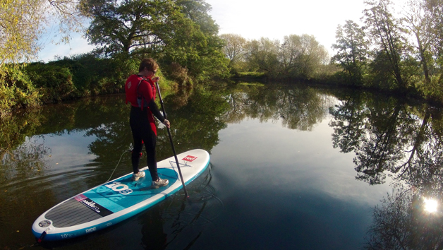 Stand Up Paddleboarding in Bristol for One