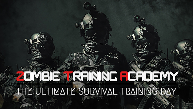 Four Hour Zombie Training Experience for One