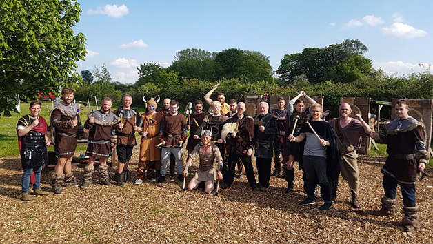 Battle Axe Experience for Two in Bristol
